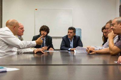 Se conformó la comisión de Transporte, con Dominguez Yelpo como presidente