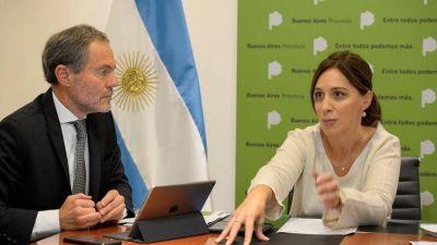 Vidal presenta su reforma judicial integral, con eje en las víctimas