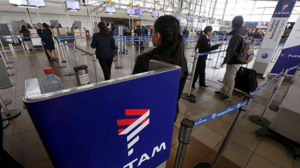 Chile: ITF y Aeronavegantes se solidarizaron con los tripulantes de LAN