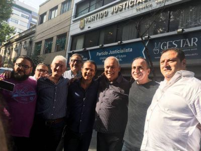 El Partido Justicialista, en manos de los sindicatos