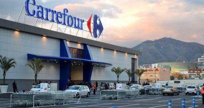 Empleados de Comercio marcharán contra el ajuste en Carrefour, que prepara un plan de retiros volutnarios