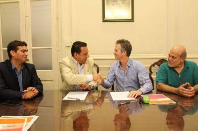 Municipio firmó convenio con la Fundación Avina para trabajar la inclusión de los recicladores urbanos