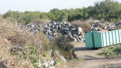 Policía Ambiental clausuró el basural de El Talar de Mendiolaza