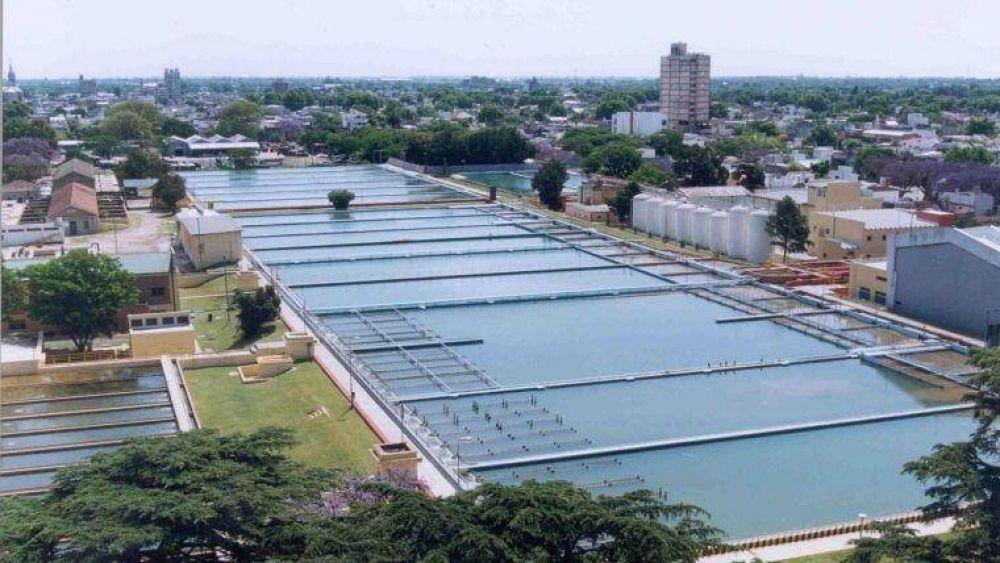 Se firmaron contratos para la ejecución del Acueducto Suroeste