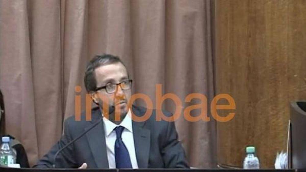 Video exclusivo: la declaración en la que Vandenbroele detalló el rol de Echegaray en la operatoria del caso Ciccone