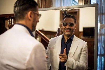 Gustavo Menéndez: de modelo sexy a liderar la rebelión del PJ