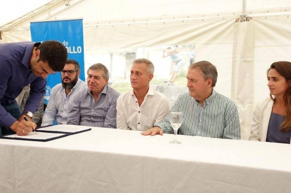 Carlos Paz: Inician las obras postergadas por 30 años para urbanizar «El Zanjón»