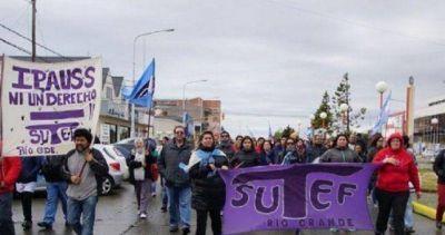 La OIT avaló descuentos a docentes fueguinos