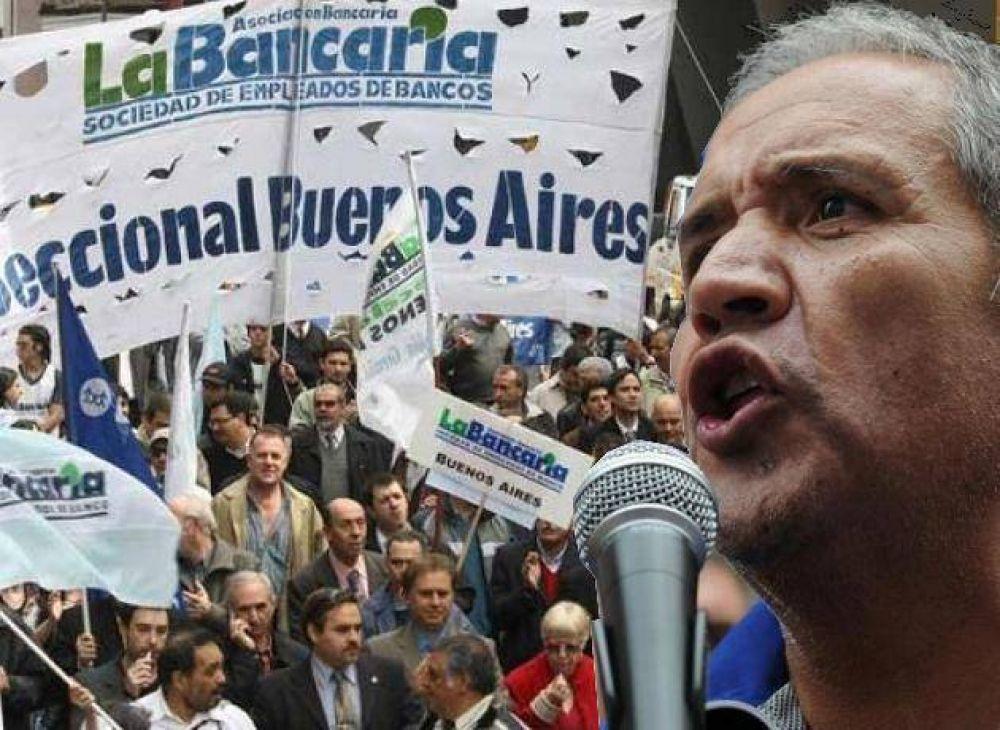 Tras lanzar una huelga de 48 horas, Palazzo advierte: