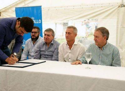 Carlos Paz: Inician las obras postergadas por 30 años para urbanizar 'El Zanjón'