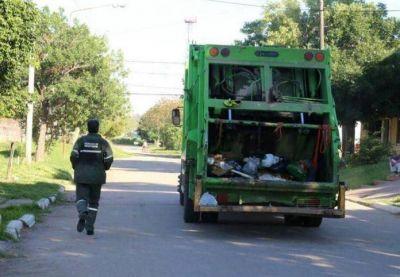 El supuesto negociado con los contratos de la recolección de residuos en Resistencia