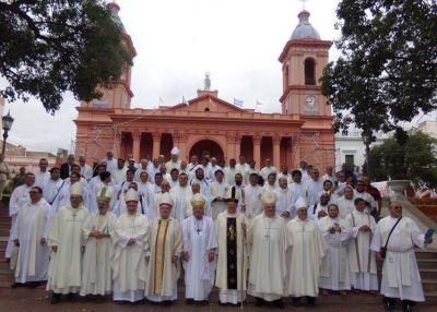 Culminó el Encuentro de Sacerdotes del NOA