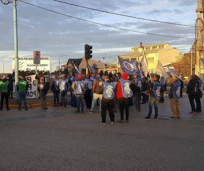 ATE participó de la conmemoración por el aniversario del asesinato de Víctor Choque