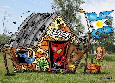 Panorama Político Bonaerense: La infraestructura escolar, el ingreso de Farmacity y la caída en la imagen de Macri marcaron la agenda de esta semana
