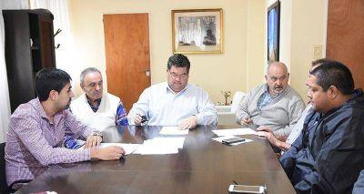 Berisso: Nedela acordó un aumento del 15 por ciento con los municipales