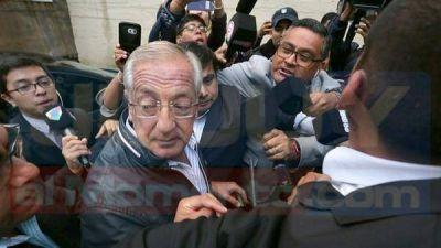 Eduardo Fellner presentó un escrito en Tribunales y pidió que lo liberen