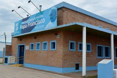 Presidente Perón: Eligieron a Biroulet como madrina del Centro de Rehabilitación Municipal
