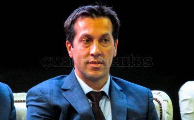 En el Concejo Deliberante: Arturo Rojas defendió la instalación de la planta de fertilizantes