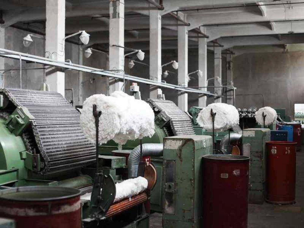 Cooperativa textil en crisis: