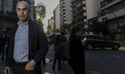 """""""Lo natural sería que nos reeligieran a Macri, a Vidal y a mí"""""""