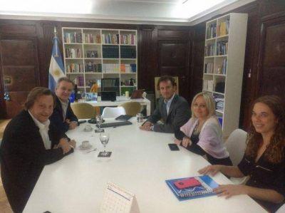 Varisco confirmó la realización del relleno sanitario para Paraná