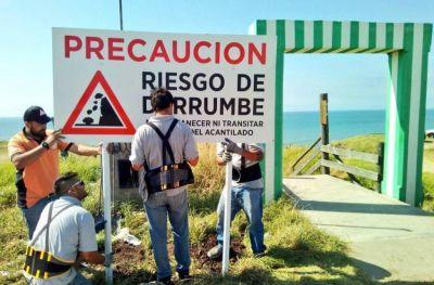 """Playas: """"El Municipio colocó carteles pero no se toma consciencia"""""""