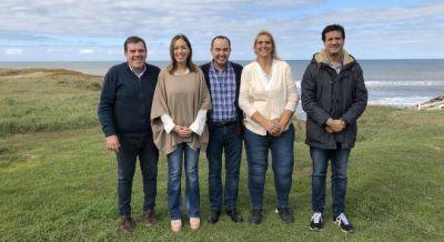 Vidal intentó ordenar el caos político en Mar del Plata con una cumbre en Chapadmalal