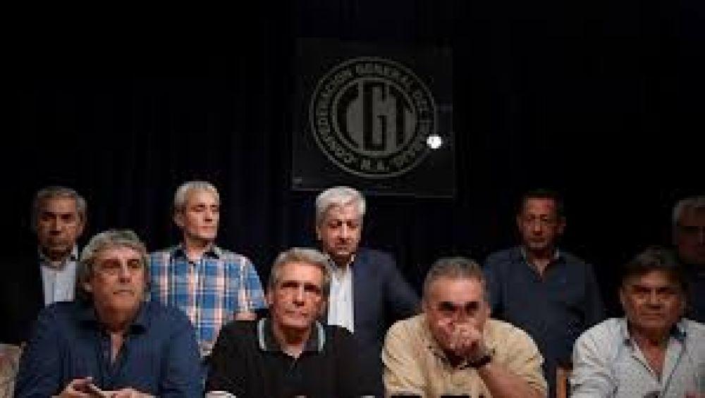La CGT reclama por la detención de Lula