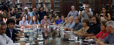 Nuevo round: cómo será la reunión entre la Provincia y los docentes