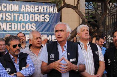 La CTA Autónoma marcha a la Casa de Jujuy ante las detenciones de dirigentes gremiales