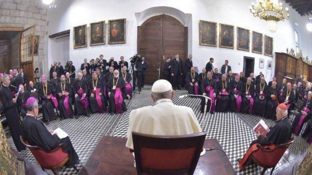Obispos de Chile: Acogemos con fe y obediencia filial la carta del Papa