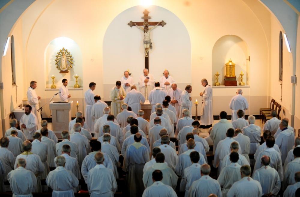 Con abultada agenda, comienza la asamblea del episcopado argentino