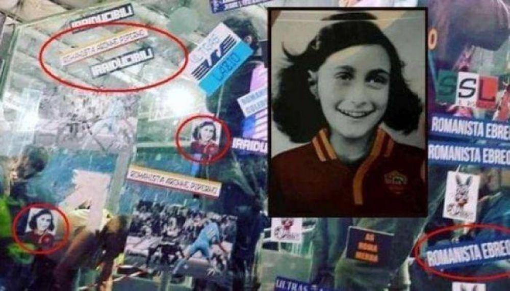 Nuevo caso de antisemitismo en el fútbol