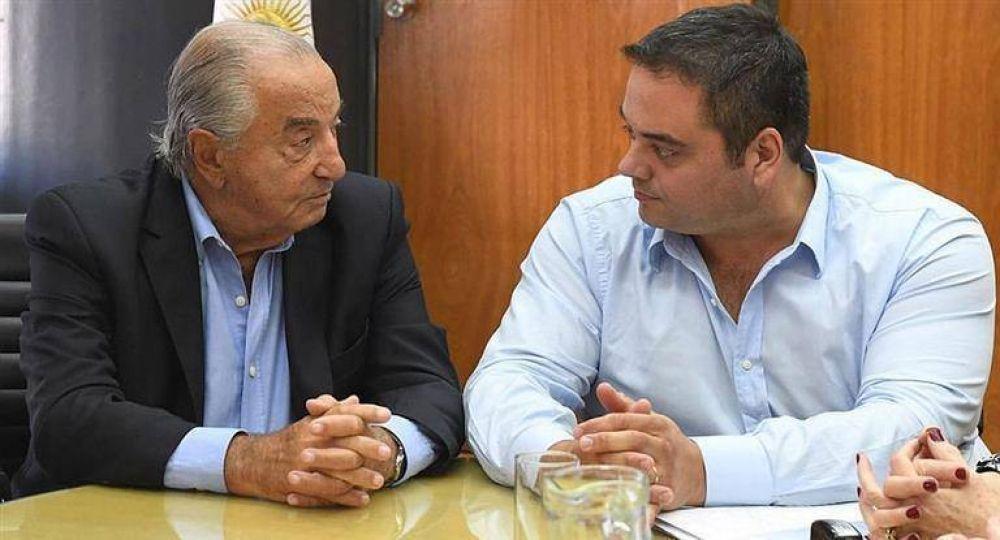 Triaca y Cavalieri, cara a cara para destrabar el conflicto Carrefour