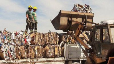 Coronel Suárez: comienza un nuevo desafío por el cuidado del medio ambiente