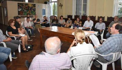 Crearon la Comisión de Seguimiento de la transformación del basural municipal