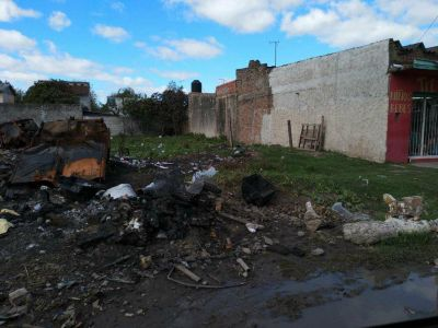 Exigen la erradicación de basurales en Varela