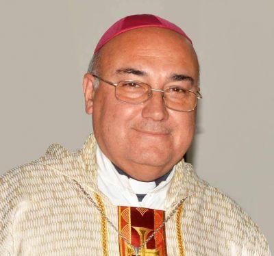 Mons. Sergio Fenoy nuevo arzobispo de Santa Fe de la Vera Cruz