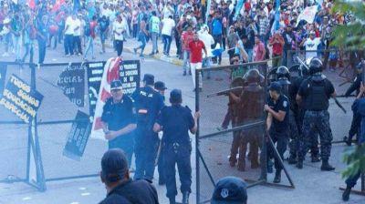 Repudian nueva ola de persecución contra dirigentes sindicales