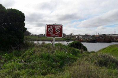 Rago pidió una ampliación presupuestaria para arreglar el caño roto debajo del Río Quequén