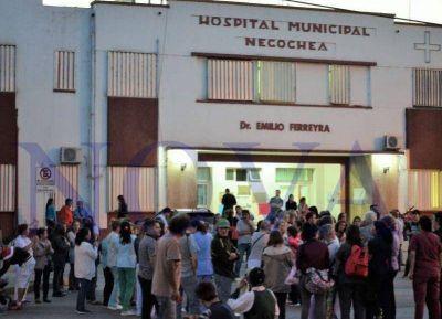 Por falta de pago del municipio, la salud pública está paralizada