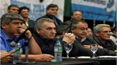 Cumbre sindical entre