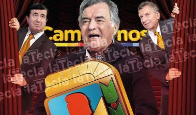 Intervención del Partido Justicialista: Macri lo hizo