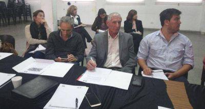 Buscan crear un Consorcio GIRSU en el Departamento San Cristóbal