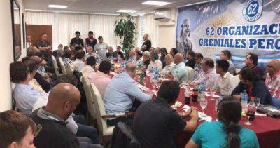 Barrionuevo y Moyano planean quedarse con las 62 en 45 días y la imaginan funcionando en Matheu
