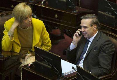 Senadora abandonó el bloque de Pichetto y se fue con CFK