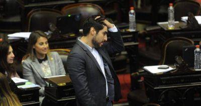 Bronca por los faltazos de Facundo Moyano y Alberto Roberti a la sesión que debía tratar el tarifazo