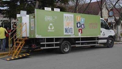 El Punto Limpio llega a los barrios Progreso y Belgrano