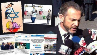 """Preocupación en Chile por el aumento del antisemitismo: """"Estamos viviendo una situación grave"""""""