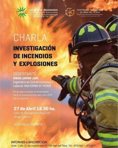 El CIPBA y el Centro de Ingenieros organiza charla
